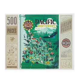 Pacific Northwest Puzzle 500 pc