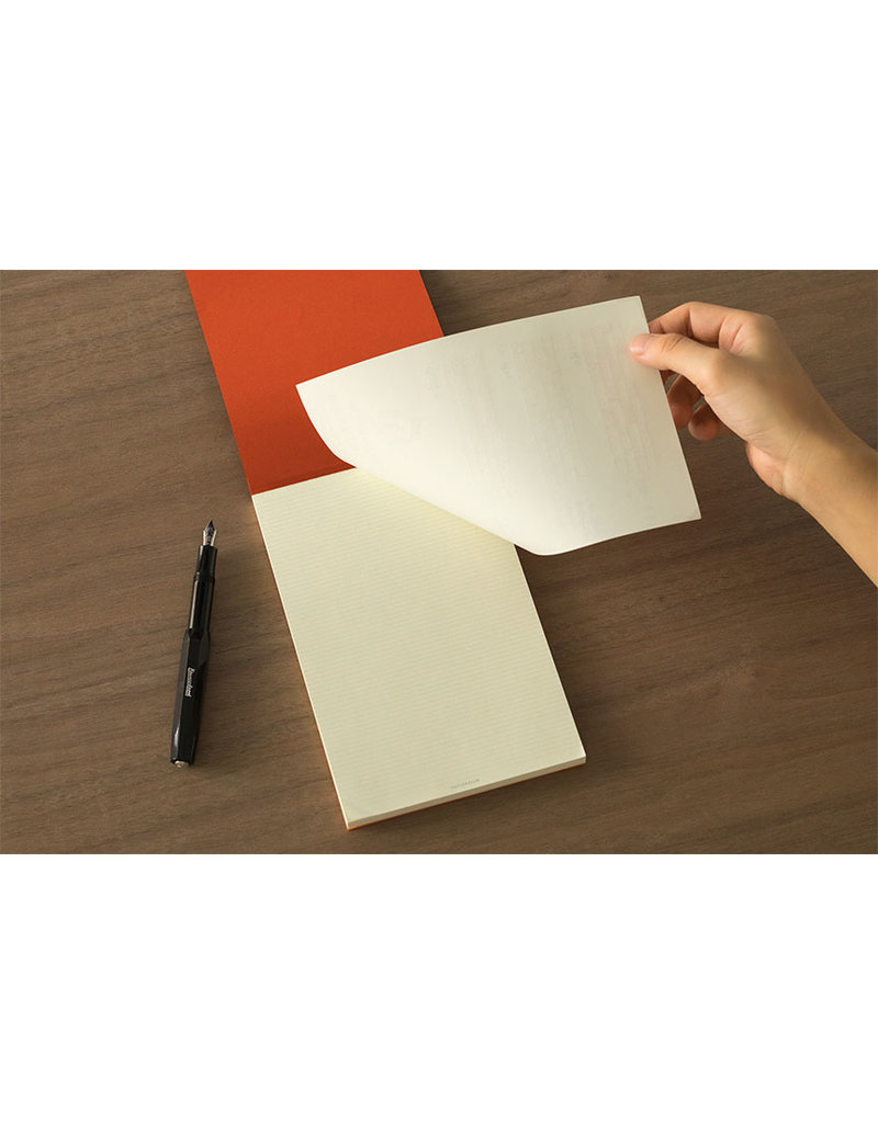 touch & flow Score Paper Pad - red
