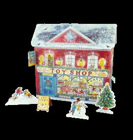 Notes & Queries Toy Shop Advent Calendar