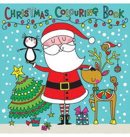 Notes & Queries Christmas Coloring Book
