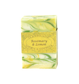 Rosemary & Lemon Essential Oil Soap