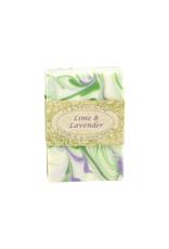 Lime & Lavender Essential Oil Soap