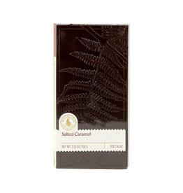 Salted Caramel Embossed Chocolate Bar