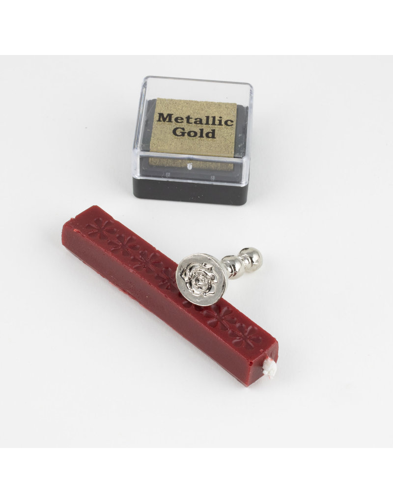 Sealing Wax Kit - Rose