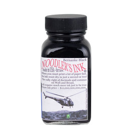 Noodler's Noodler's Bottled Ink - Bernanke Black