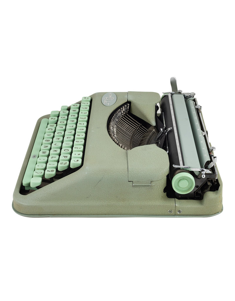 Tea Hermes Rocket Typewriter