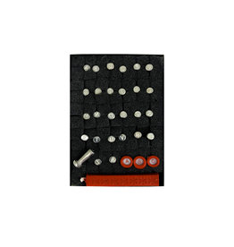 Mini Alphabet Seal Set