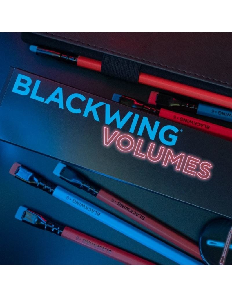 Blackwing Blackwing Volume 6 Neon Pencil Box of 12