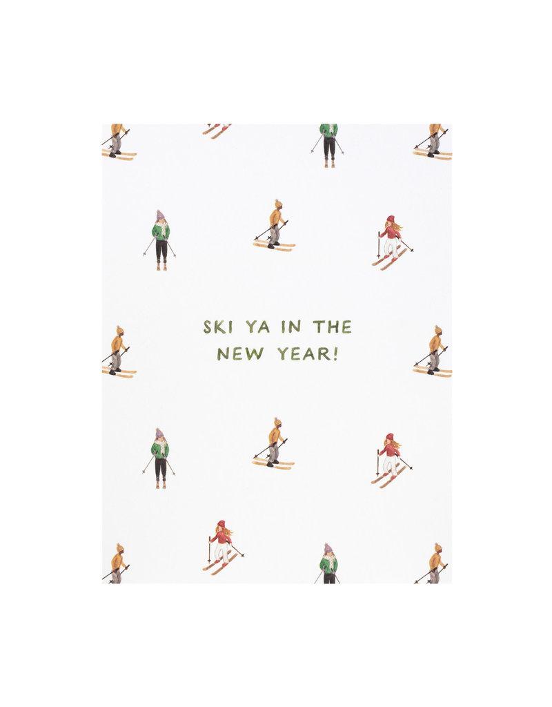 Amy Zhang Ski Ya New Years