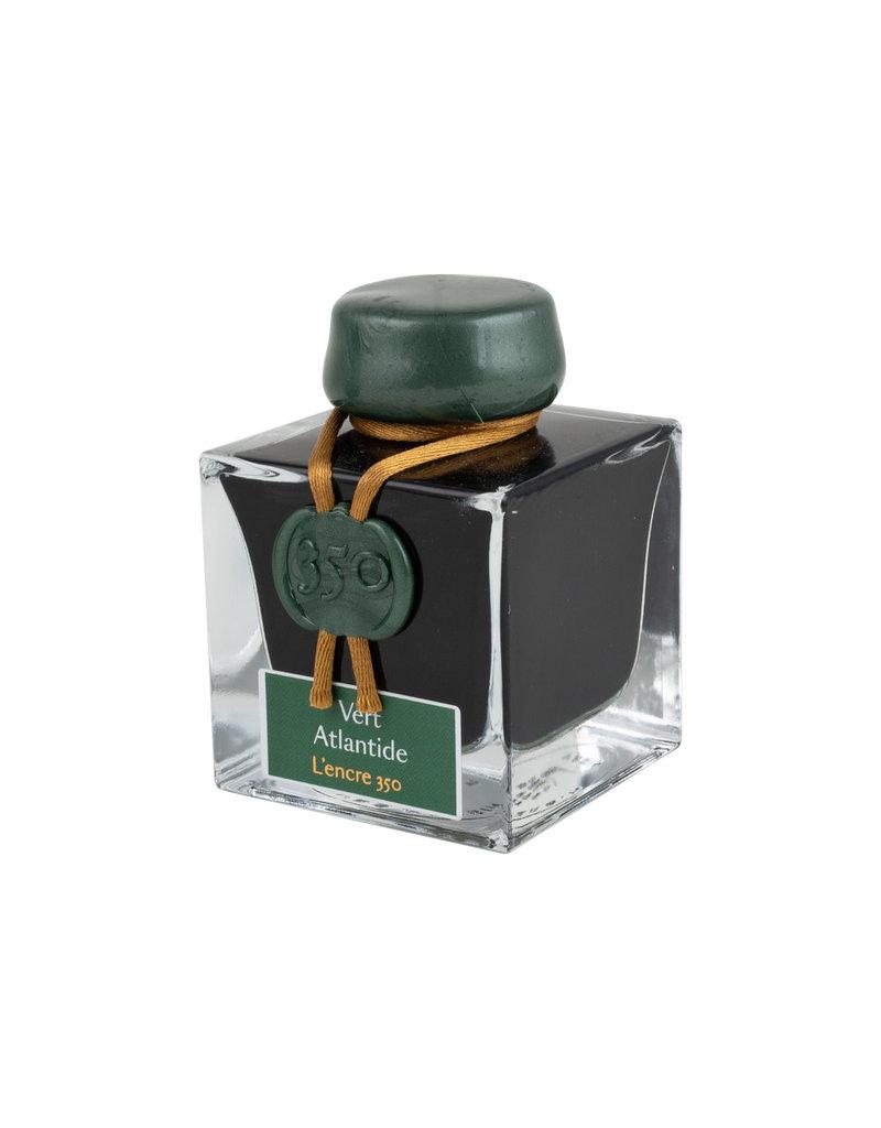 J. Herbin J Herbin 350th Bottled Ink Vert Atlantide