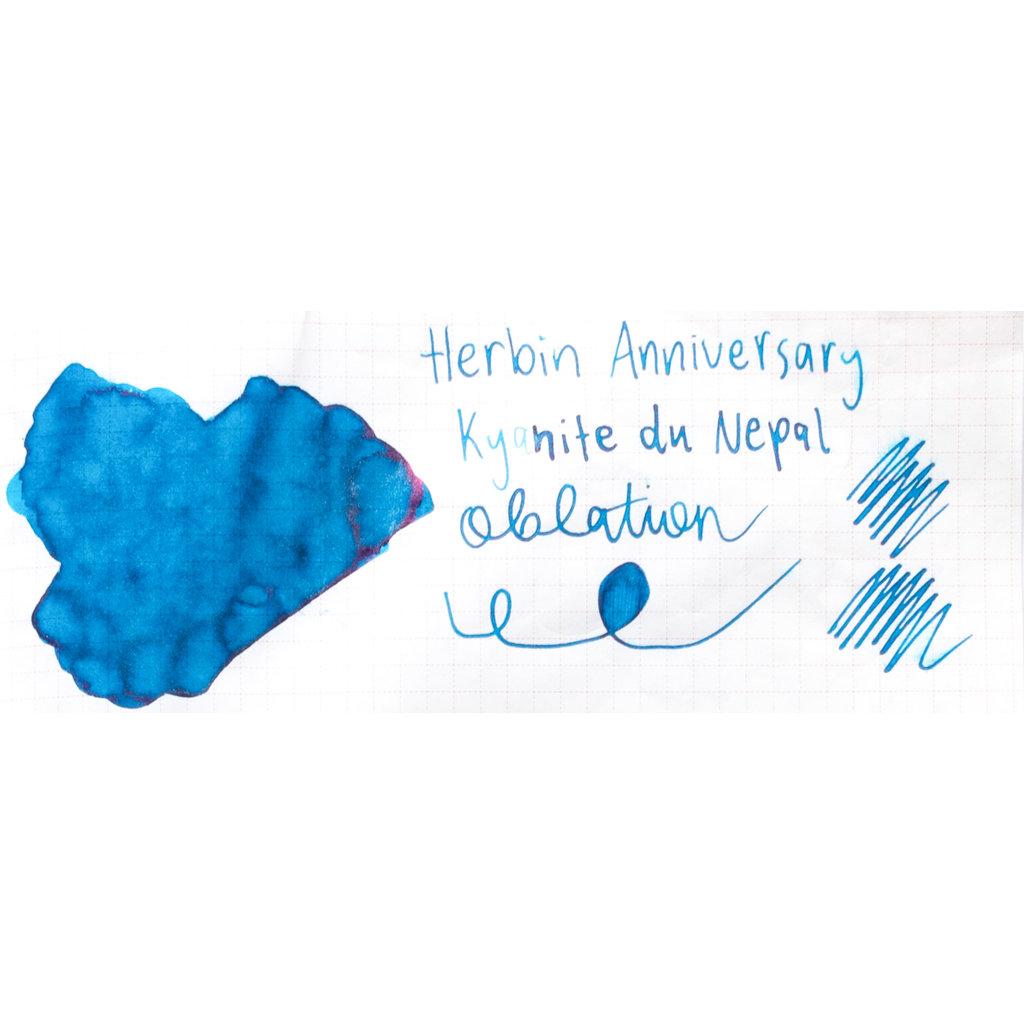 J. Herbin J Herbin 1798 Bottled Ink Kyanite du Nepal 50ml