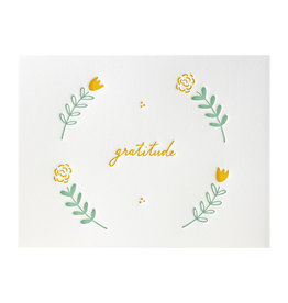 Ink Meets Paper Floral Gratitude Box of 6