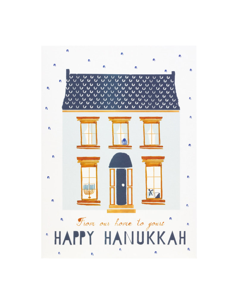 Our Happy Home on Hanukkah Box of 6