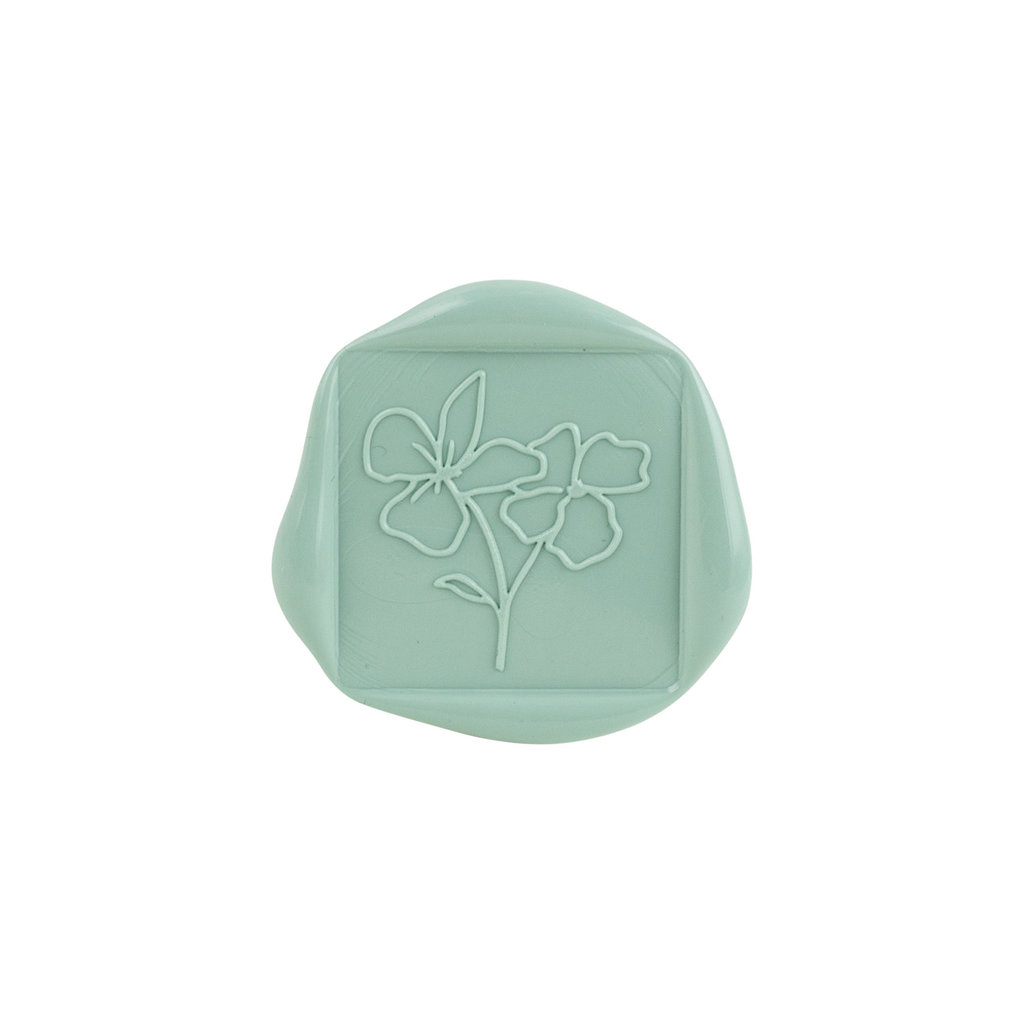 Little Well Paper Co. Sweet Pea Wax Seal Set of 6