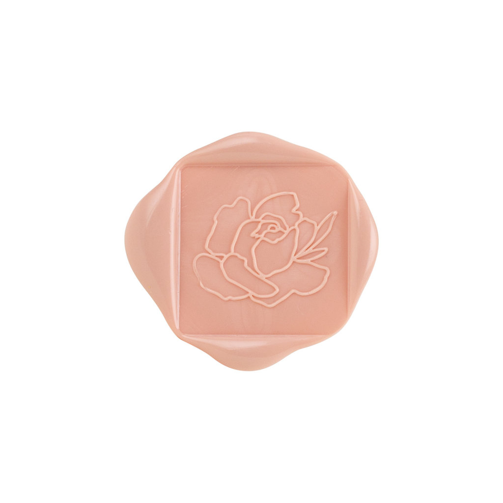 Little Well Paper Co. Rose Wax Seal Set of 6