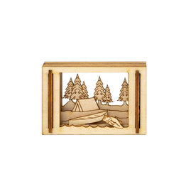 Matchbox Miniature Camping