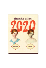 2020 Thank You