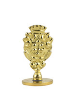 """Freund Mayer Florentine Round Brass Seal Cerif """"Y"""""""