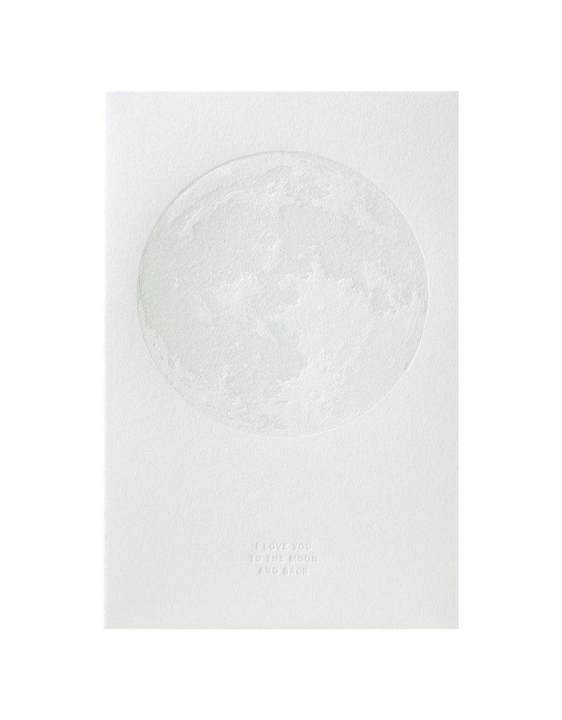 Noat I Love You Moon