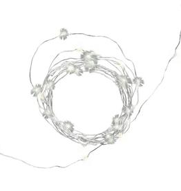 Kikkerland Silver Wire String Lights