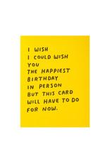 Ashkahn Happiest Birthday Wish