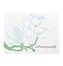 Ilee Papergoods Magnolia Sympathy