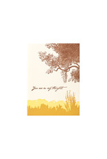 Ilee Papergoods Trees you are in My Thoughts