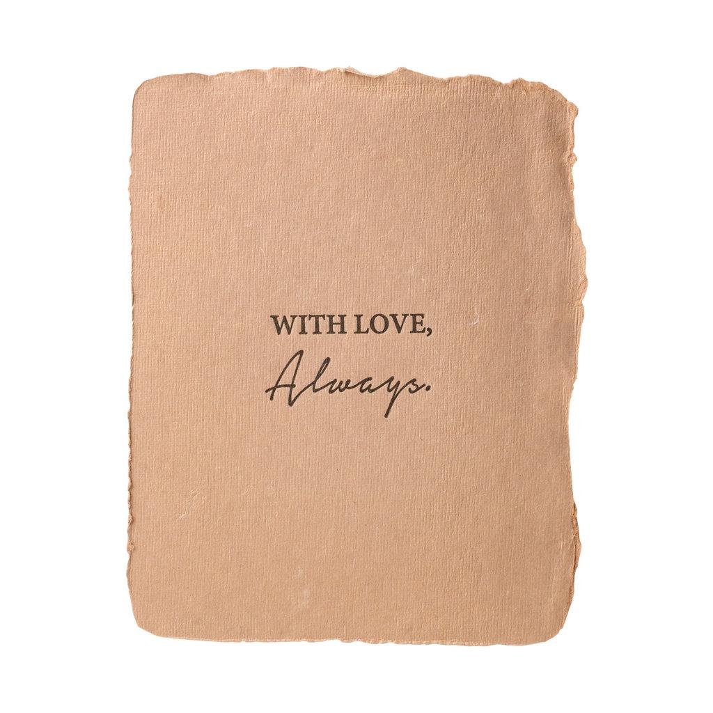 Paper Baristas With Love, Always
