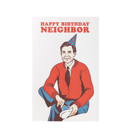 Pike Street Press Happy Birthday Neighbor