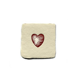 Oblation Papers & Press Heart Petite Charm