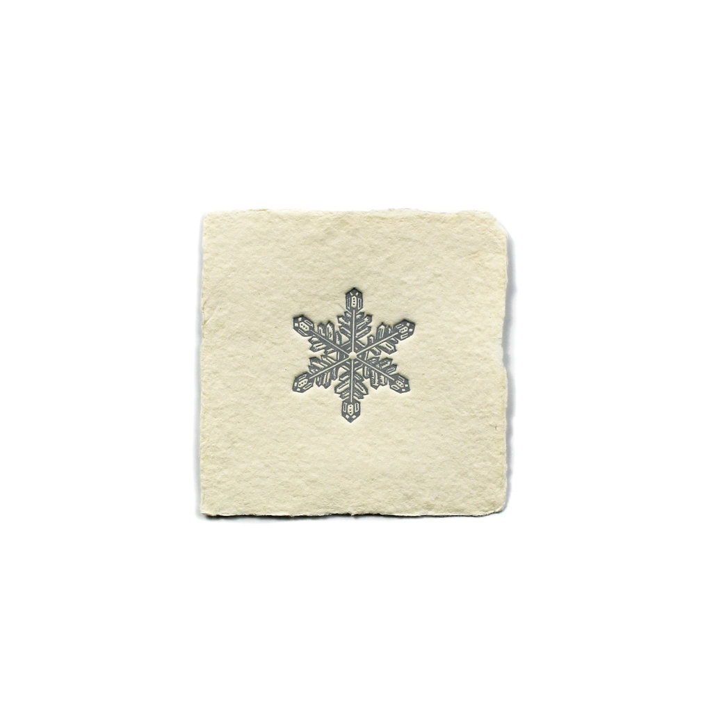 Oblation Papers & Press Snowflake Petite Charm