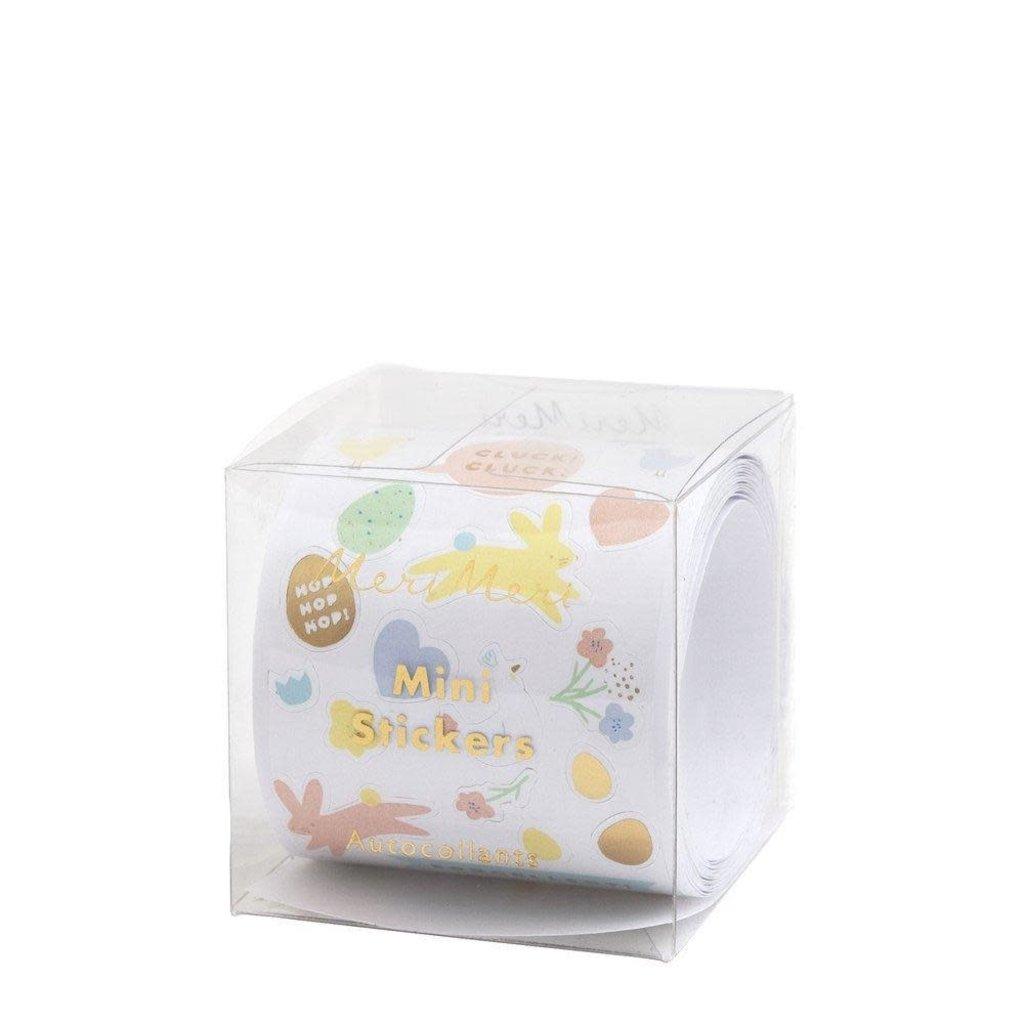 Meri Meri Easter Mini Sticker Roll