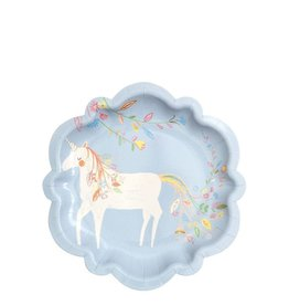 Meri Meri Magical Princess Small Plates - Set of 8