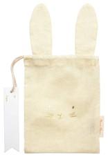 Meri Meri Pastel Bunny Gift Bag - Cream