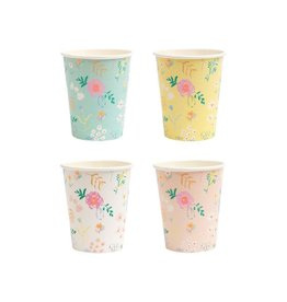 Meri Meri Floral Assorted Party Cups