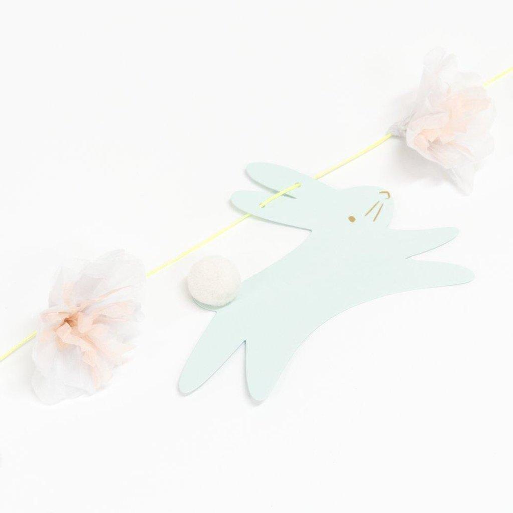 Meri Meri Pastel Hoppy Bunny Easter Garland