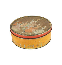 Vintage Tin #14 Dancing Ring