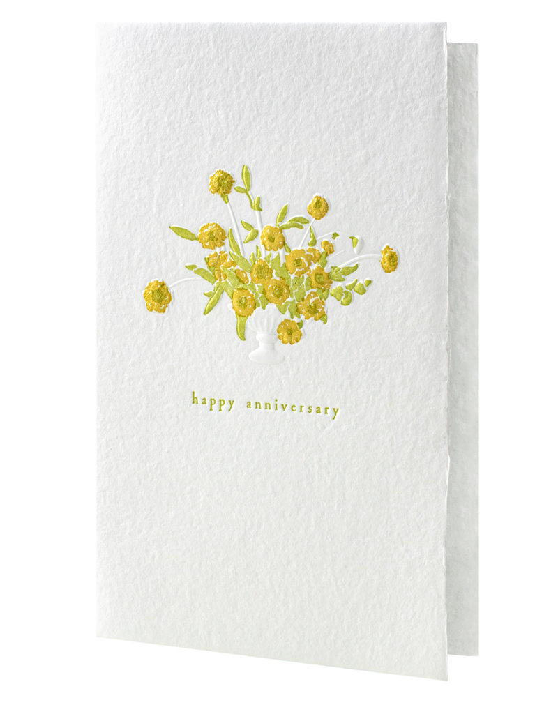 Oblation Papers & Press Anniversary Bouquet Paper Sculpture