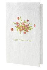 Oblation Papers & Press Valentine bouquet Paper Sculpture