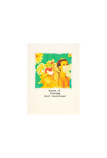 Paper Love Boutique Queen of F**cking Self Isolation Card