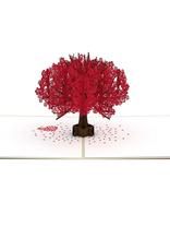 Lovepop Red Sakura Tree - Pop-Up Card