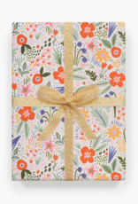 Rifle Paper Fiesta Floral - Roll of 3 Wrapping Sheets