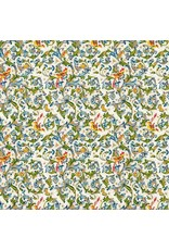 Rossi Birds Florentine Wrap - 2 Sheets