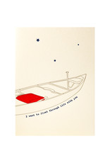 Lark Press Float Through Life With You Greeting Card