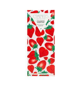 Compartes Strawberries Shortcake Chocolate Bar