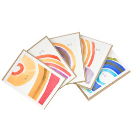 Adelyn Naragon Assorted Watercolor Card