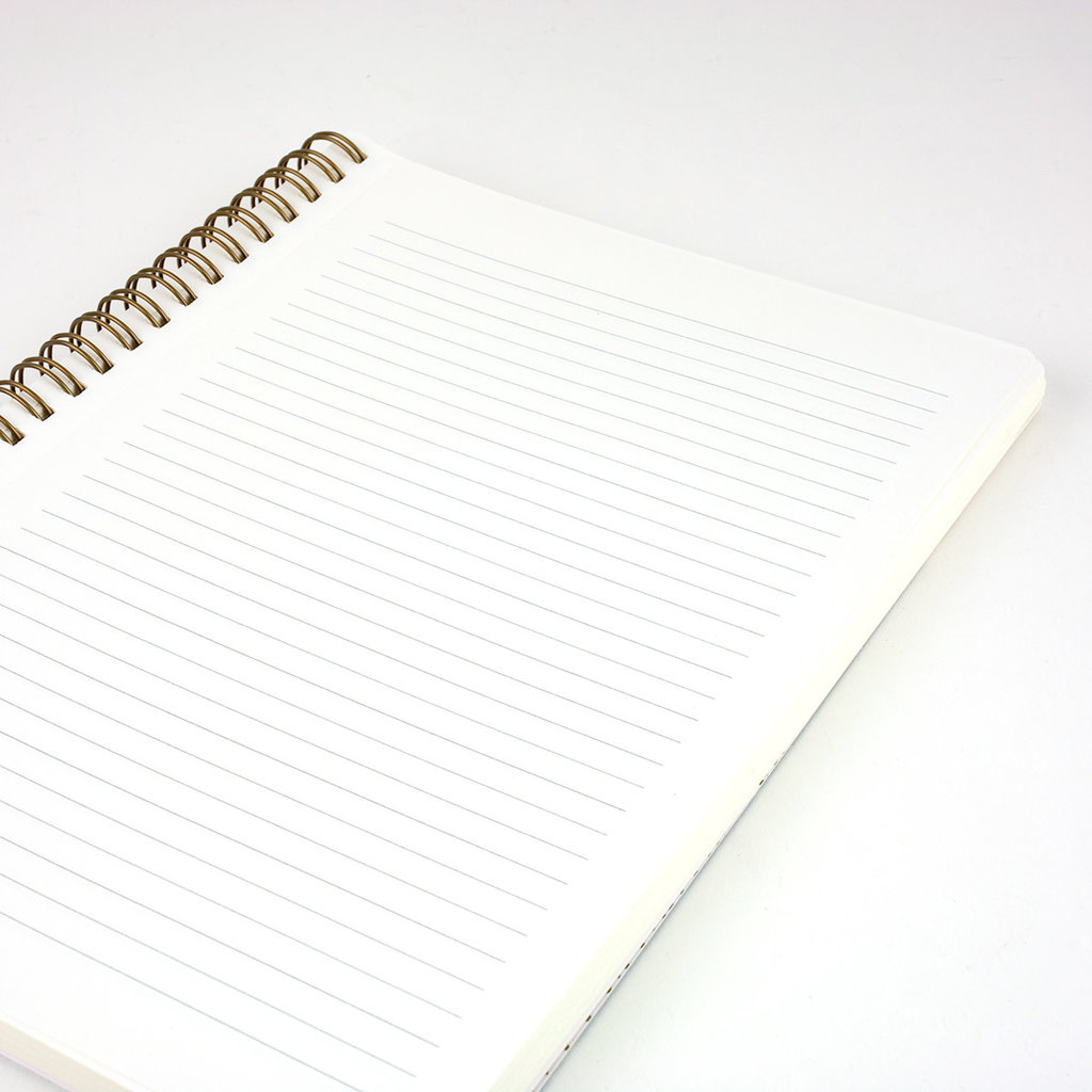 Rifle Paper Colette Spiral Notebook - Lined