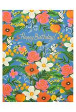 Rifle Paper Orangerie Birthday Card