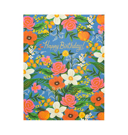 Rifle Paper Orangerie Birthday Card