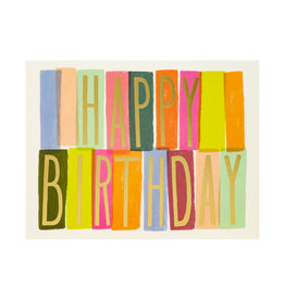 Rifle Paper Merida Birthday Card
